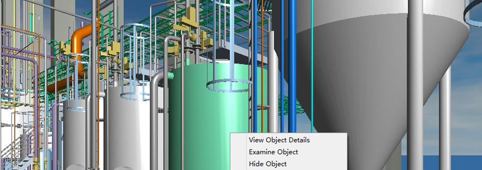 利用BIM和三维模型开展设施设备全生命周期管理