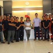 探访东南亚——为马来西亚RPII电厂开展新一轮培训