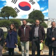与韩国总包商的合作模式