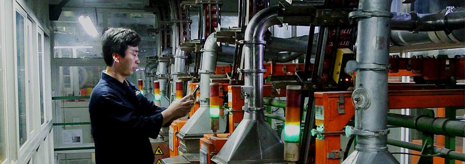 """喜科""""维护4.0""""助力宝钢包装提升工厂可靠性(视频客户案例)"""