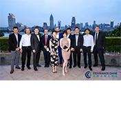 """与喜科客户齐聚""""2021中国法国工商会周年晚宴"""""""