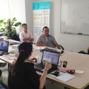 Training sessions and interfaces
