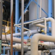 Hazardous waste incineration plant optimizes plant inspections with bluebee® mobile solution