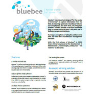 Features of bluebee®