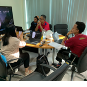 Belt & Road: Siveco Customer Service team visits two Thailand customers